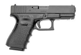 Glock 19 Review - Ever since the dawn of modern warfare war fighters have desired a pistol that would compliment there rifle and serve as a back up should there primary weapon fail.