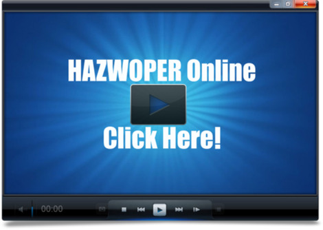 40 hour hazwoper training