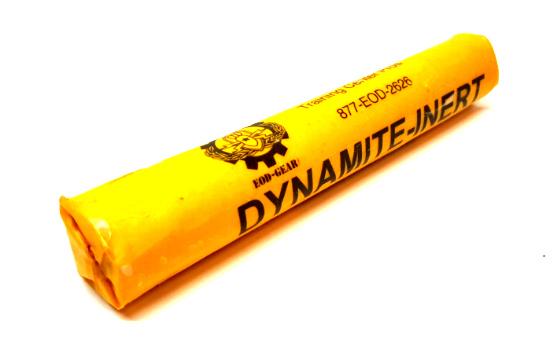 Inert Dynamite