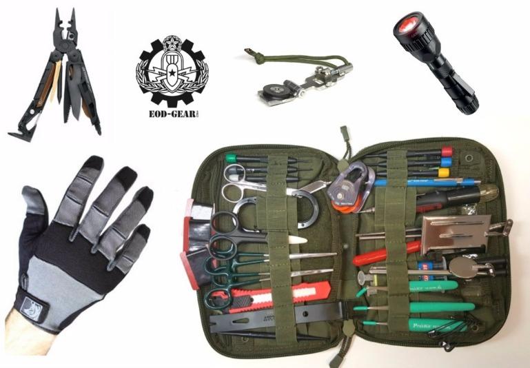 EOD Gear's Master 1st Line Kit